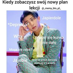 Jak sama nazwa mówi będą to memy z BTS... Będę starała się dodawać me… #humor # Humor # amreading # books # wattpad K Meme, Bts Memes, King Julian Quotes, Asian Meme, Polish Memes, Dead Memes, Kpop, My Hero Academia Manga, About Bts