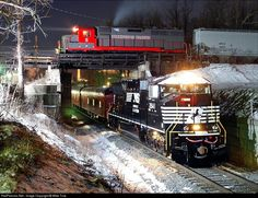 RailPictures.Net Photo: NS 2641 Norfolk Southern EMD SD70M at Waynesboro, Virginia by Mike True