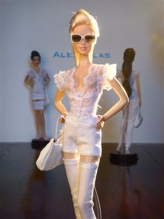 Alex Blas Spring 2011 Collection