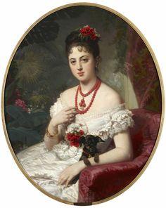 María del Rosario Falcó, duquesa de Alba como esposa del XVI duque