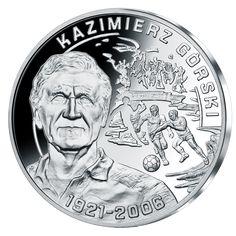 #Skarbnica Narodowa: Limitowany medal - Kazimierz Górski : http://www.skarbnicakrajowa.pl/pierwszy-medal-wyemitowany-dla-uczczenia-kazimierza-gorskiego