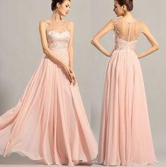 Rochii de ocazie de zi lunga roz pal broderie Prom Dresses, Formal Dresses, Nasa, Fashion, Embroidery, Dresses For Formal, Moda, Formal Gowns, Fashion Styles