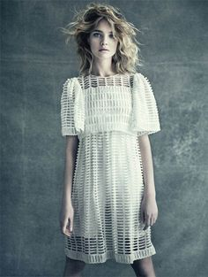Image Via: Paolo Roversi for The Edit