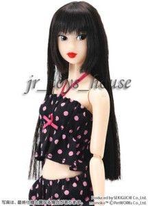 Sekiguchi Fans Vote Momoko 2008 Black Version