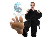 Commercial Martial Arts and Stock Photography Female Martial Artists, Martial Arts Women, Women's Feet, Feet Soles, Karate Kick, Barefoot Girls, Female Feet, Judo, Taekwondo