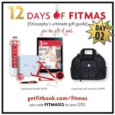 a2b7ff3e298f  12daysoffitmas DAY 2  give the gift of goals. 🎁 looking for a gift