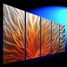 This would be great for the big wall downstairs in the lobby. Metal Wall Sculpture, Wall Sculptures, Metal Wall Art, Fun Gadgets, Safe Haven, Abstract Art, Paintings, The Originals, Fruit