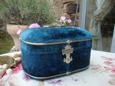Gorgeous Antique Vintage French Sewing by SweetVintageDream, $85.00