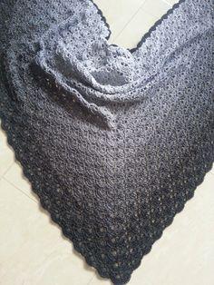 unicat garen voor een sjaal