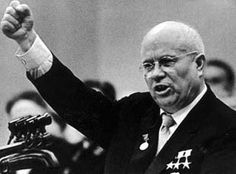 The Kremlin ousted its premier after 6 years both turbulent (the Cuban missile crisis) and buffoonish (at a UN meeting, he banged on the desk with one of his shoes). Yet Khrushchev, 70, was the first Soviet leader to leave office alive. He and wife Nina finished their days at a dacha near Moscow.