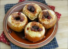 Slow cooker baked apples - I just love this lady's blog.  If you're not on her mailing list, you need to be!