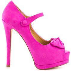JustFab Tibbie - Pink