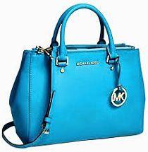 Michael Kors Collection Miranda Large Drawstring Messenger Bag Black