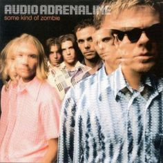 Check out: Some Kind Of Zombie (1997) - Audio Adrenaline See: http://lyrics-dome.blogspot.com/2014/05/some-kind-of-zombie-1997-audio.html #lyricsdome