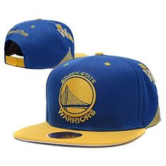 Samer Unisex Adjustable Fashion Leisure Baseball Hat Golden State Warriors  Snapback CapAdult   Details can be found by clicking on the image. 75a33a1c840