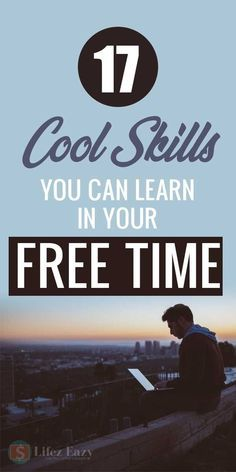 17 Cool Skills you can learn in your free time 17 Cool Skills you can learn in your free time,Free Online Education Do you want to learn some cool skills online without paying any. Learning Websites, Educational Websites, Learning Skills, Educational Crafts, Educational Technology, Skills To Learn, Life Skills, Learn A New Skill, Free Courses