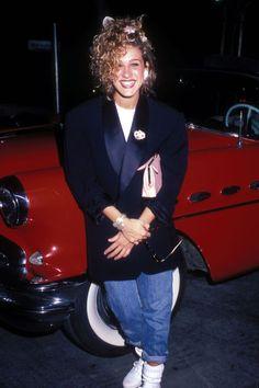 In+Photos:+The+Best+of+'80s+Fashion+ - http://HarpersBAZAAR.com