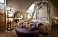 Hotel en Milan lujoso y diferente