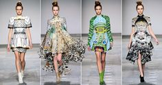Mary Katrantzou. The one on the right is my favorite. I want to wear that at least 1x a week, forever.
