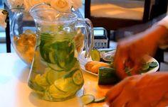 Cette recette d'eau de Sassy fait le tour du monde!! Votre ventre dégonflera en 5 minutes !