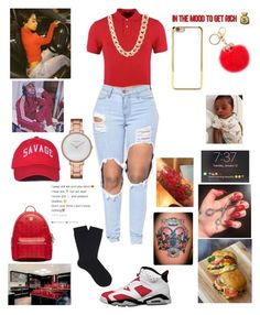 """""""Tierra❤️"""" by goldsouls on Polyvore featuring Polo Ralph Lauren, Falke, Charlotte Russe, Colorfast, MCM, Forever 21 and Skagen"""