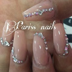 Like the design but hate the shape and long length of the nails