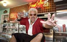 """The """"train to Flavortown"""" has finally made a stop in Hawaii.Food Network personality Guy Fieri has been busy running around Oahu this week, filming segments for his popular show Diners, Drive-Ins and Dives. It's the show's first visit to the Islands. Food Network Humor, Food Network Recipes, Guy Fieri Restaurants, Guy Feiri, The Big Read, Best Diner, Top Tv Shows, Time Warner, Food Shows"""