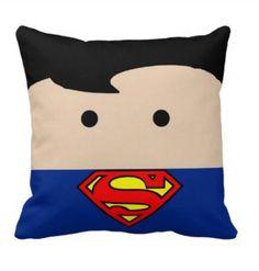 Pillow Superman-talk