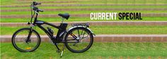 HyBikes Electric Bikes (located in Phoenix, AZ) is the leader in the Electric Bicycle industry. We are a full service shop specializing in Sales, Parts, and Service of all HyBikes electric bike models.