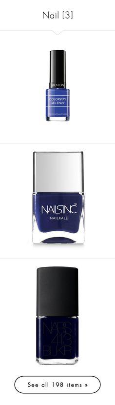 """Nail [3]"" by gdavilla ❤ liked on Polyvore featuring beauty products, nail care, nail polish, 2785-900731, wild card, gel nail color, gel nail care, revlon nail color, revlon and nails"
