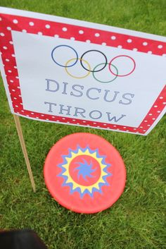 "Photo 1 of 40: Cameron's Olympics Party / Birthday ""Cameron's Olympics"" 