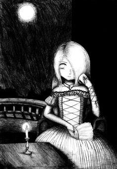 Moonlight by BloodSorrow13 on DeviantArt