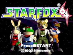 Even if you mastered the 1993 Super Nintendo rail shooter Star Fox and its Nintendo 64 sequel, these facts likely never got in your crosshairs. 14 'Star Fox' Facts That Will Make You Do a Barrel Roll Super Nintendo, Nintendo 64, Star Fox 64, Fox Facts, Videogames, 3ds Pokemon, Tv Show Games, 90s Games, Retro Games