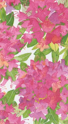 Caspari Shade Garden Floral Printed 3-Ply Paper Guest Towels Wholesale 13690G