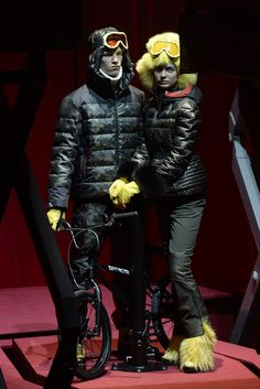 Moncler Grenoble Men's RTW Fall 2015 Snowboarding, Skiing, Mens Fall, Fashion 2015, Winter Olympics, Fall Collections, Senior Year, Moncler, Fall 2015