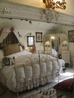 My Shabby Chic Bedroom