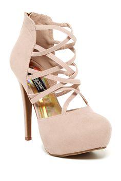 Elegant Footwear - Lexy Heel at Nordstrom Rack. Free Shipping on orders over $100.