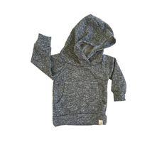 tiny grey hoodie