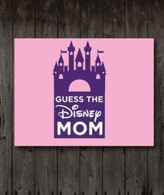 Guess The Disney Mom   Youth Ministry Media Store