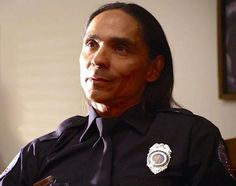 Longmire Chief Mathias: chief of the Cheyenne reservation's tribal police.