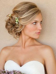 updo for mid length hair