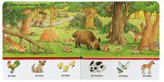 Neues Buch mit Stift TING  Was gehört wozu? (Band: Bei den Tieren), arsEdition, Erstes Sachbuch empfohlen von Familie & Co.  Barbara Jelenkovich
