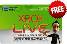 Get free Xbox LIVE gold codes without having to download anything! We are world's first online Xbox LIVE Gold code generator. Our generator gives you a unique code which you can redeem for free gold membership immediately http://freexboxlivegold.bravesites.com/