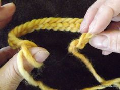 Nalbinding; getting started with the Oslo stitch. | Viking Lady Aine