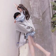 Ulzzang Couple, Ulzzang Boy, Korea Boy, Korean Couple, My Boyfriend, Cute Couples, Couple Goals, Bff, Boy Or Girl
