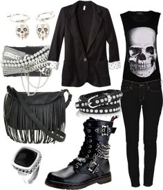 """""""outfit"""" by belinda-e-falgout on Polyvore"""