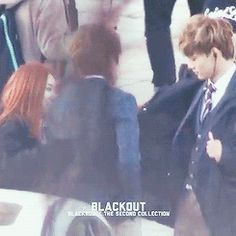 The coordi just pushed xiumin into Chen... she's did what we all want to do! True shipper!!!! #Xiuchen