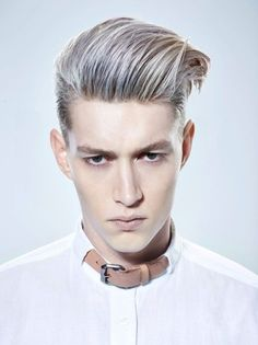 Graceful Silver hairstyles For Men to Have in 2016 0331