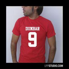 Camiseta #TeenWolf #TShirt #Tee #Dunbar9 #Diseño #Design con envío #gratis sólo en www.UppStudio.com
