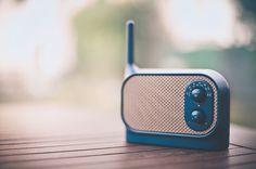 // Mezzo Radio by Ionna Vautrin for Lexon